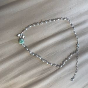 Blue Pearl Lauren Conrad Necklace